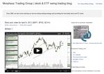 morpheus trading blog