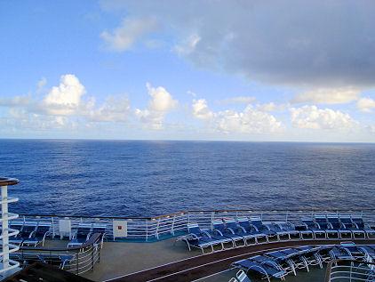 ocean from ship